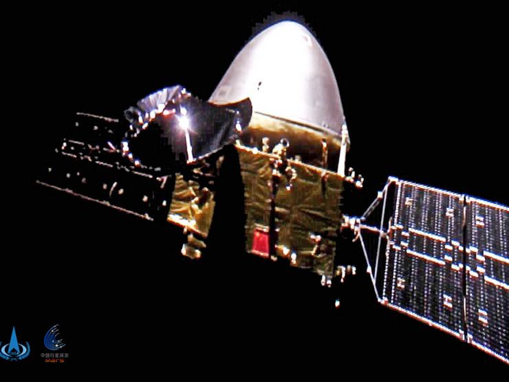 Kineska svemirska letelica leti oko Marsa