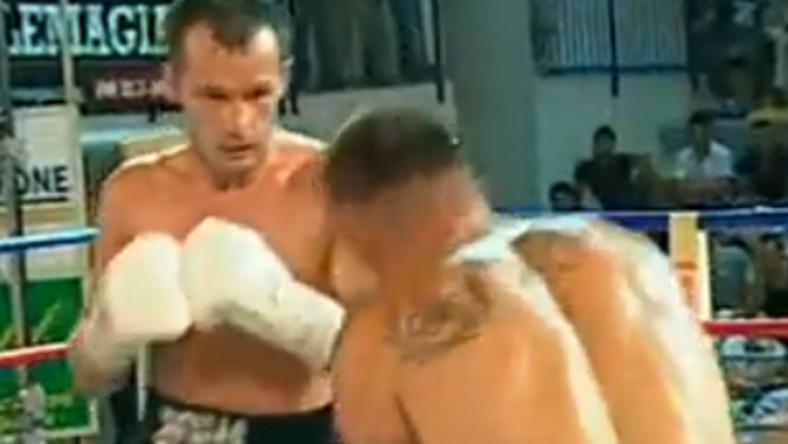 Polak złamał Włochowi karierę w WBO