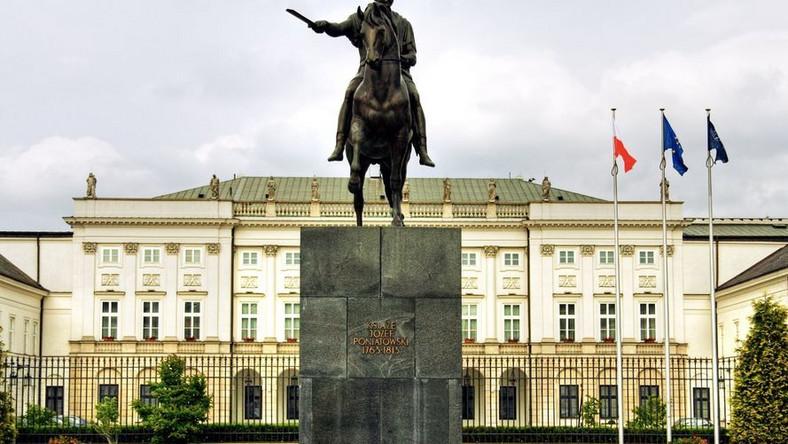Kancelaria Prezydenta: Na Stadionie Narodowym nie ma loży prezydenckiej