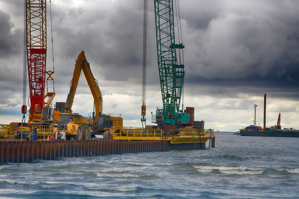 Nord Stream 2, budowa podmorskiego odcinka