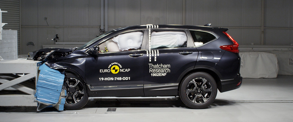 Crash-test Seat Tarraco