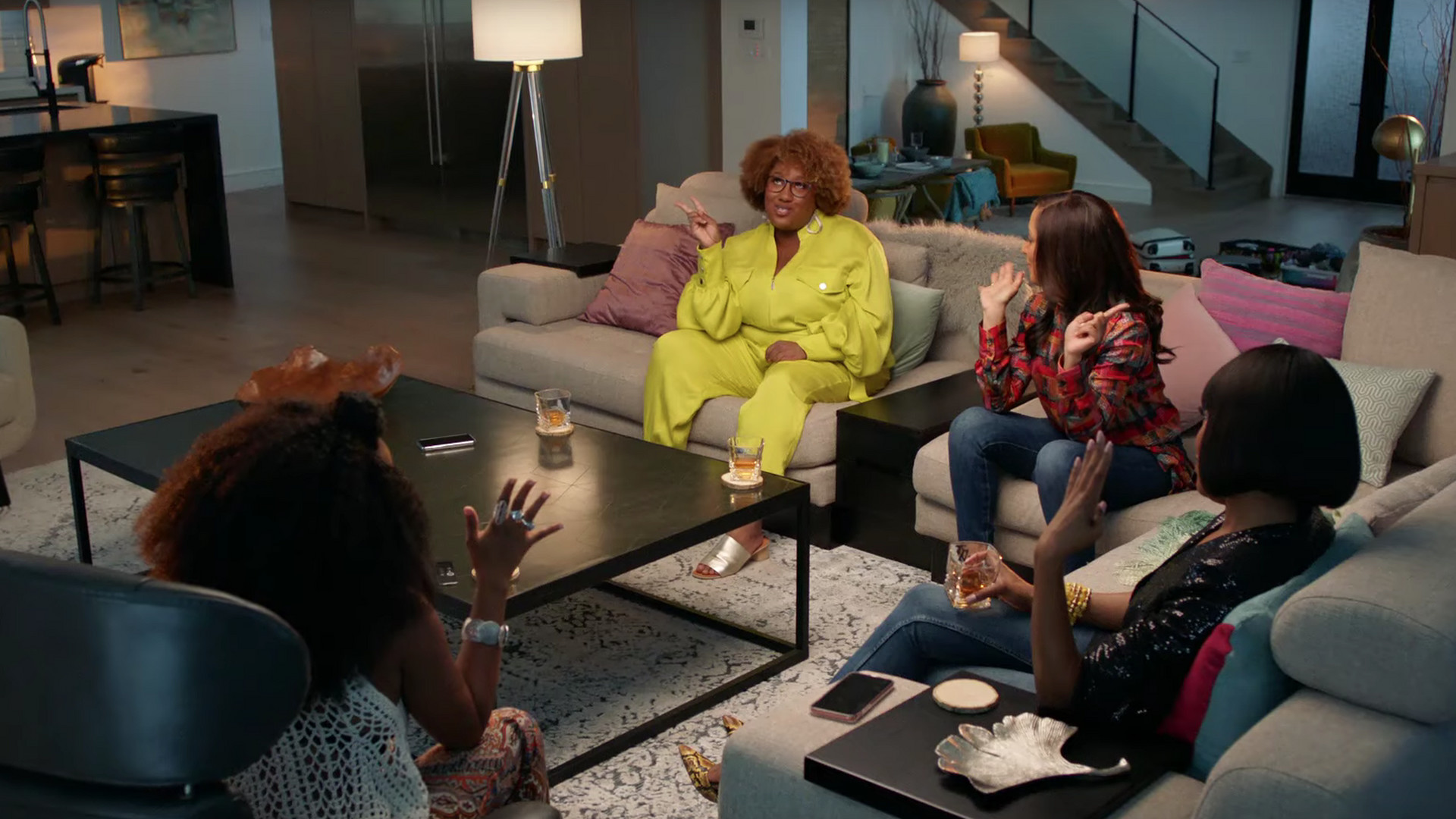 """A Black Lady Sketch Show"": HBO nimmt dich mit in die Bad Bitch Support Group"