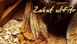 Preparing for Eid and sharing happiness through Zakatul Fitr. [erfan]