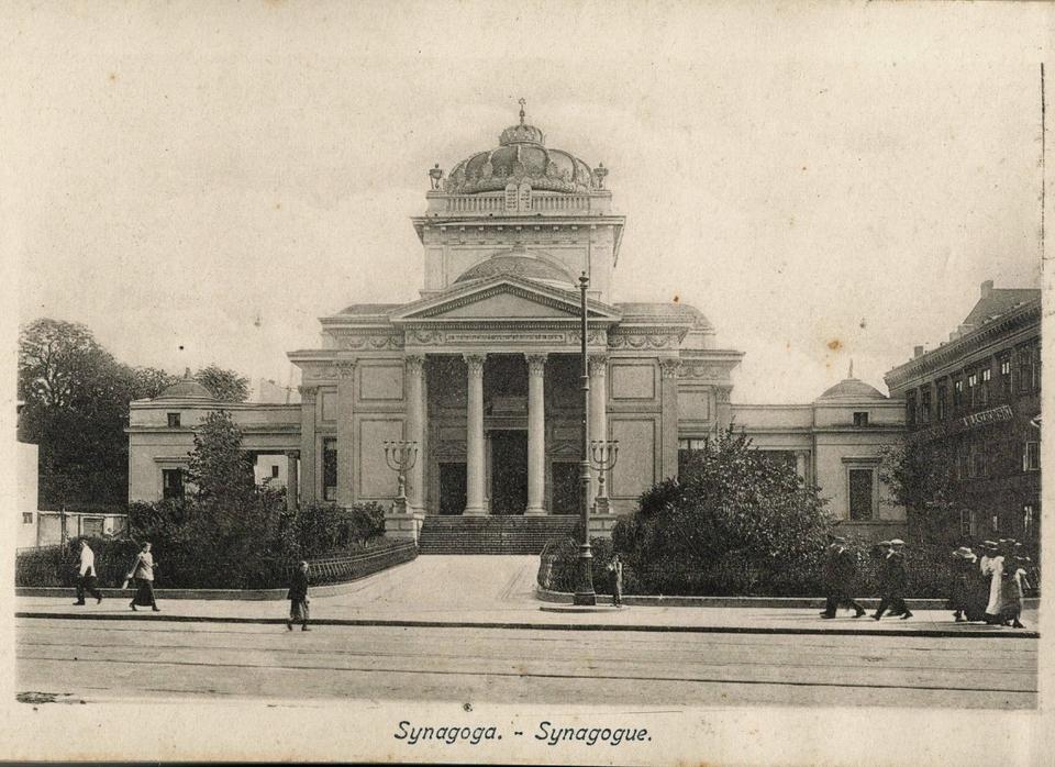 Wielka Synagoga na Tłomackiem