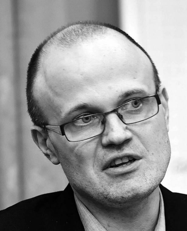 Jacek Aninowski dyrektor generalny ds. obsługi postępowań w ISP Modzelewski