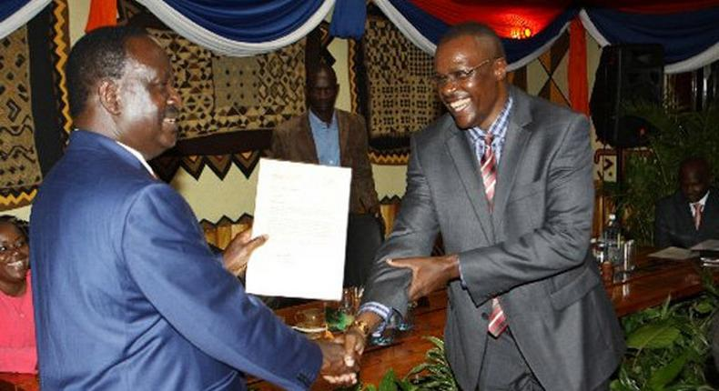 Raila Odinga's former campaign manager, Eliud Owalo, quits ODM as Kibra parliamentary race heats up