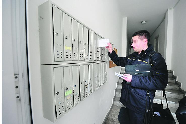 Poštari su stres zaradili radeći sa nervoznim klijentima