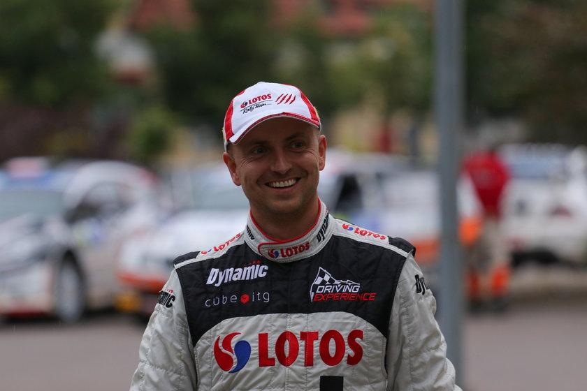 Polski kierowca mistrzem Europy!