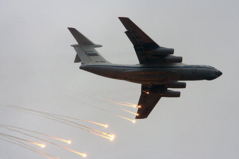 Samoloty ćwiczące podczas manewrów ZAPAD 2009