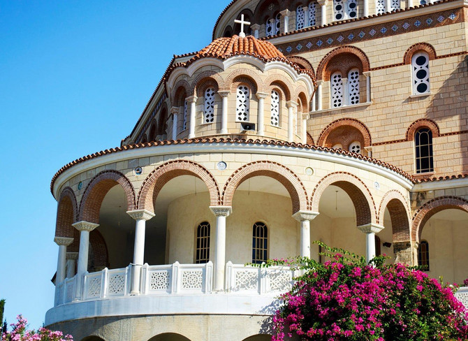 Manastir u Egini