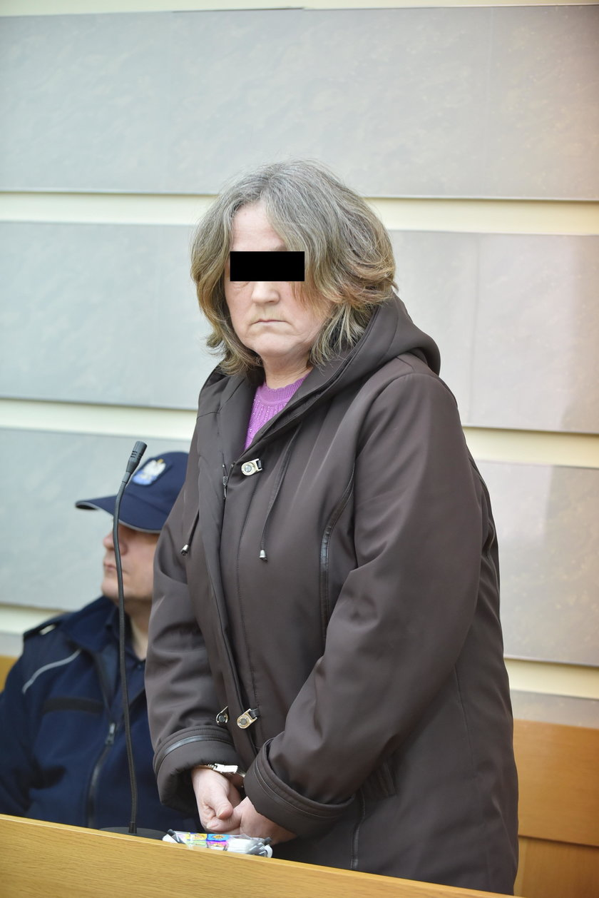 Iwona Z. kierowniczka PCPR z Łęczycy została skazana przez Sąd Rejonowy w Łęczycy