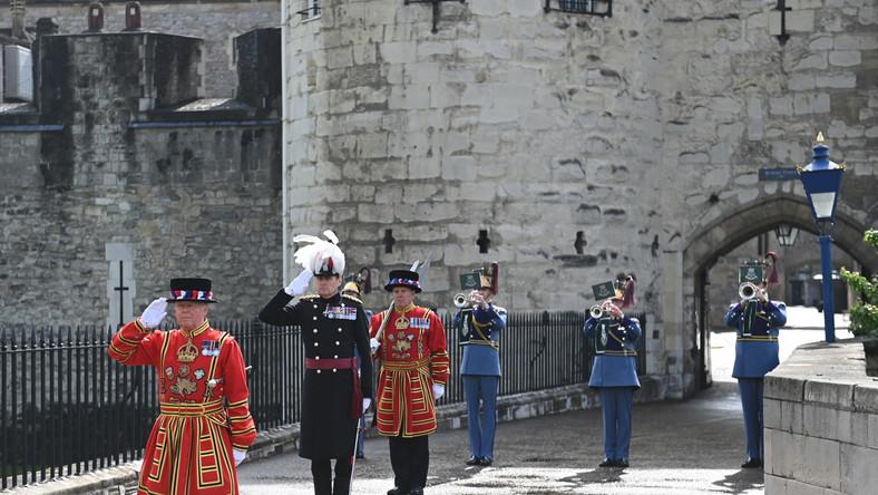 Otwarcie Tower w Londynie po zniesieniu obostrzeń