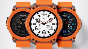 Nixon Mission: smartwatch dla aktywnych