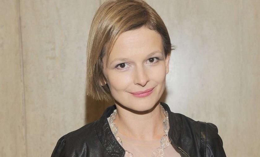 """Ostałowska ma romans z reżyserem """"M jak miłość"""""""