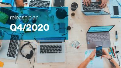 Release Plan Q4/2020