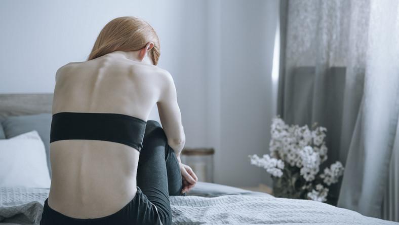 Objawy anoreksji
