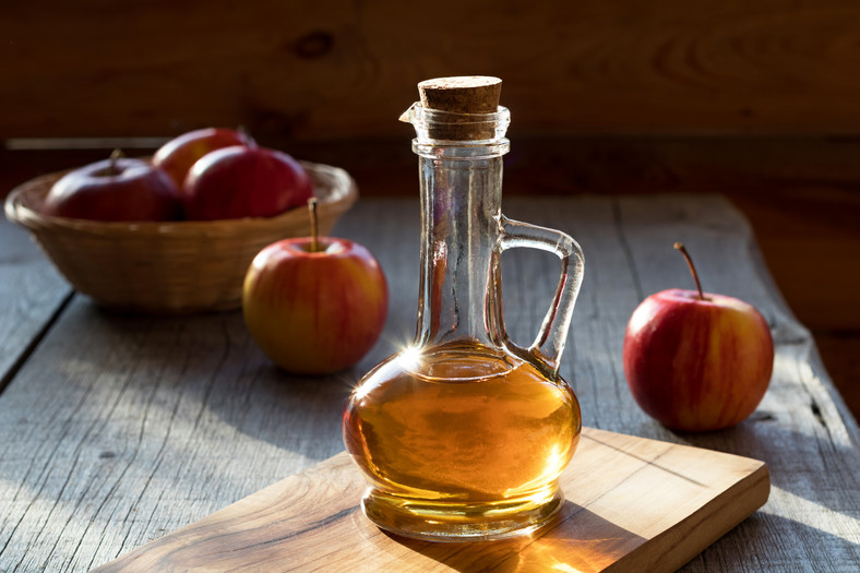 Apple Cider vinegar (Courtesy)