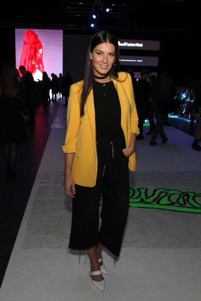 Marija Kilibarda u savršenoj obući