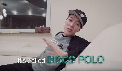 Znany beatboxer z Singapuru śpiewa disco polo!
