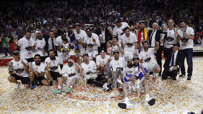 Koszykarze Realu Madryt