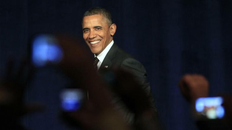 Barack Obama, fot. Reuters