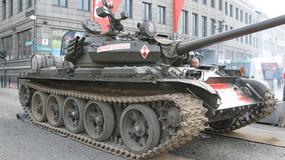 Pierwszy na świecie czołg z instalacją LPG - Polak potrafi!