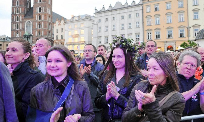Wianki w Krakowie