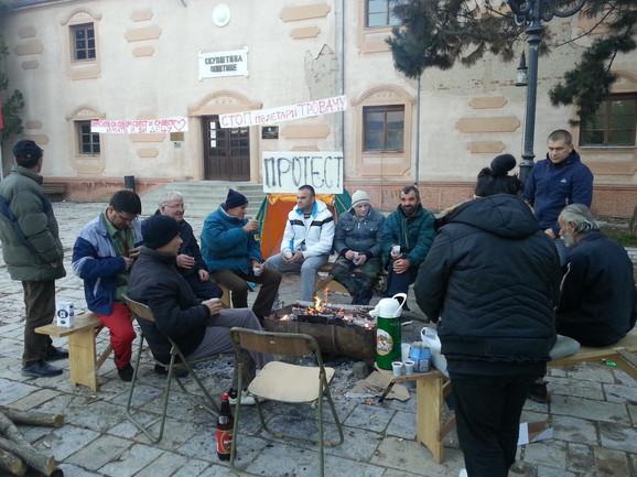 Vlasnik fabrike najvljuje krivične prijave protiv organiazora protesta