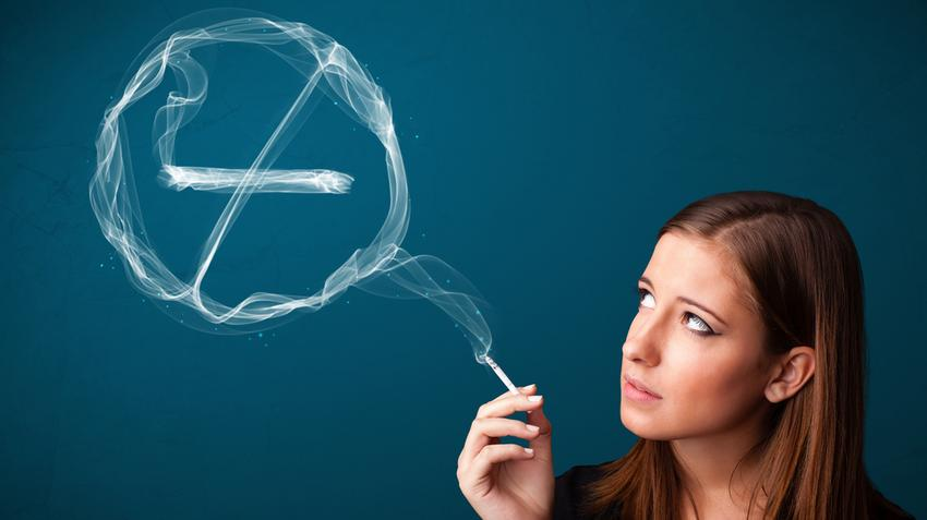 akaraterő kell a dohányzásról való leszokáshoz