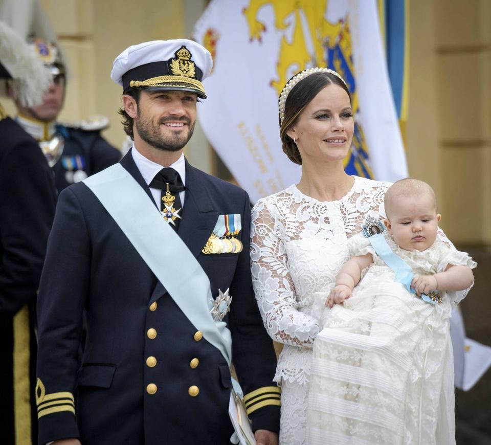 Książę Aleksander Bernadotte