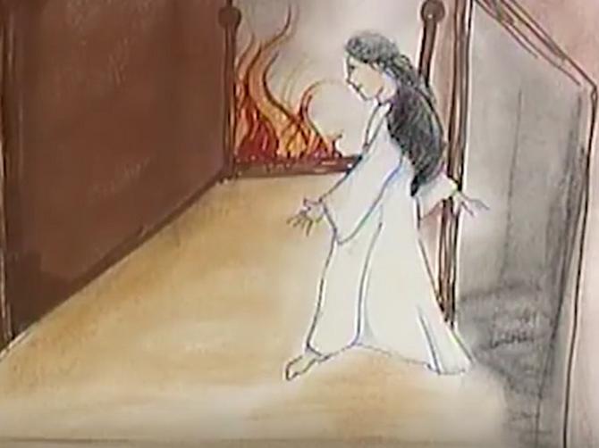 Sara je od detinjstva crtala OVE PRIZORE: Kada je majka odvela kod terapeuta, saznale su STRAVIČNU ISTINU o njenom životu