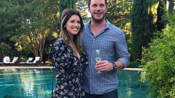 Katherine Schwarzenegger és Chris Prat-GEtty Images