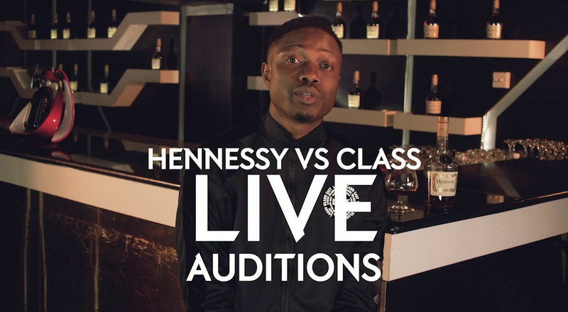 Hennessy VS Class returns - online auditions officially begins