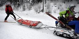 Akcja ratunkowa GOPR w Bieszczadach. Zaginęło dwóch braci