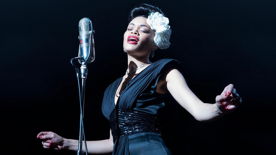 """Andra Day w filmie """"The United States vs Billie Holiday"""""""