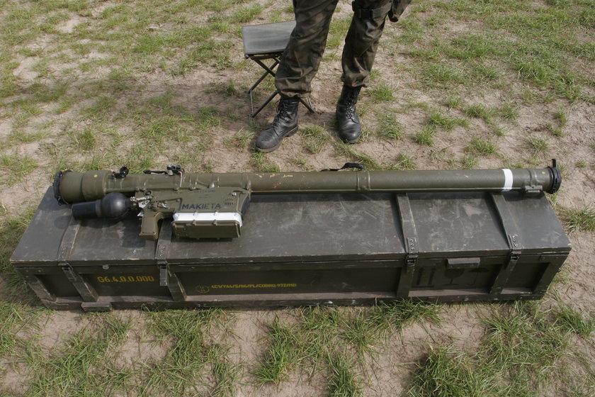 Wyrzutnie rakiet GROM, hit eksportowy polskiej zbrojeniówki.