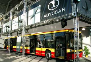 Kraków kupi 66 niskoemisyjnych autobusów. Pojazdy dostarczą Autosan i Mercedes-Benz