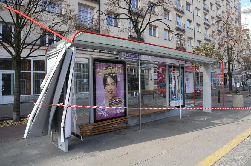 Tragedia w centrum Warszawy