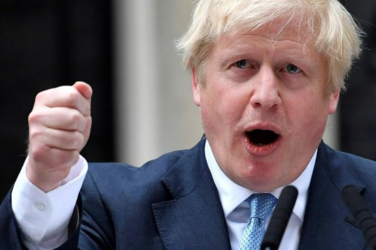 Johnson said the chances of striking a deal with Brussels 'have been rising'