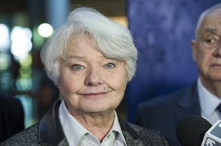 Zmarła była minister edukacji Krystyna Łybacka