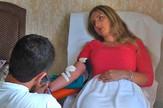 Loznica01 uspesna akcija dobrovoljnih davalaca krvi akcije u tekerisu foto s.pajic