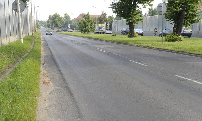 Remont Kochanowskiego we Wrocławiu