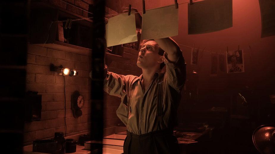 """Jack Roth w filmie """"Śmierć Zygielbojma"""""""