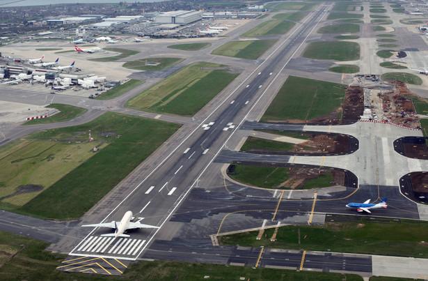 Port lotniczy Londyn-Heathrow , mat. bloomberg