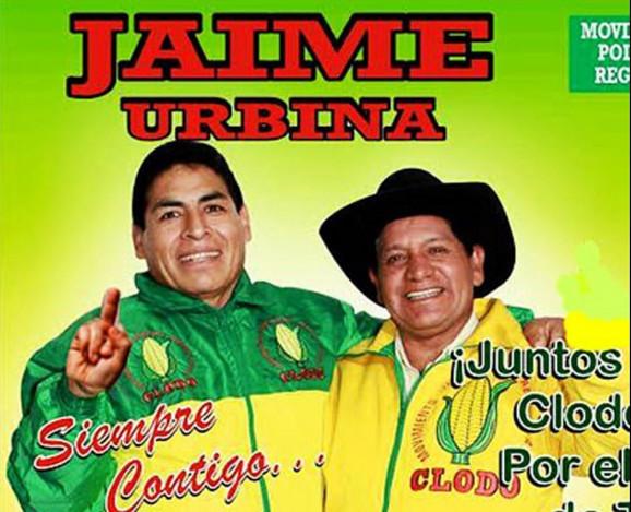 Haime Urbina
