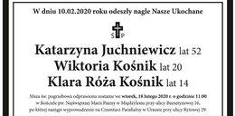 Parafia żegna ofiary z Bukowiny. Poruszające