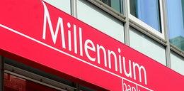 Millennium wyda 200 mln zł na podatek bankowy
