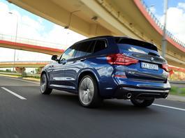 BMW X3 xDrive30e – radość z jazdy czy ekologia?