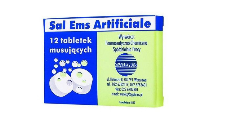 Sal Ems Artificiale
