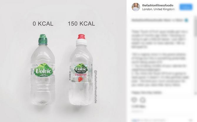 Voda sa ili bez dodatnih ukusa?